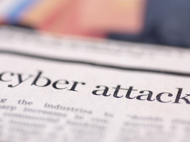 A major cyber attack is coming! Soon…ish