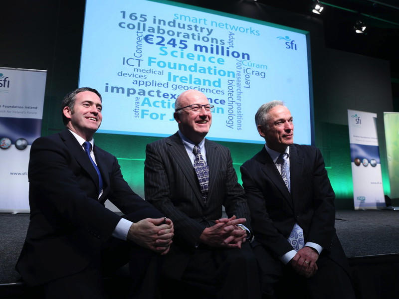 New Science Foundation Ireland centres take broad view on research and impact