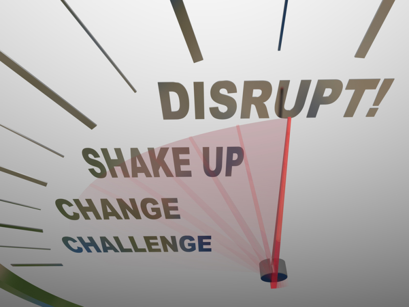 Three disruptive technologies that will shape the next three years