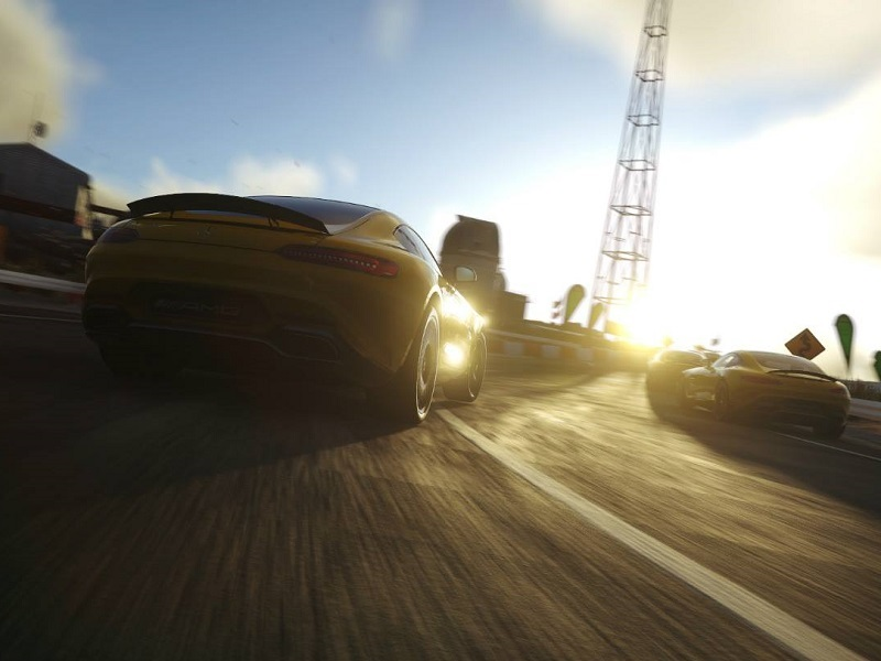 Launch of Driveclub game marred by overwhelmed servers