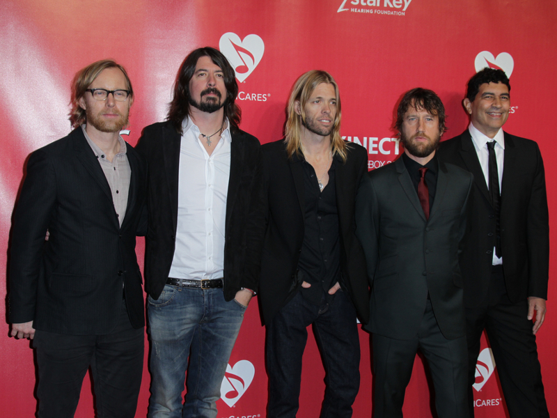 HBO to stream live Foo Fighters gig via Facebook