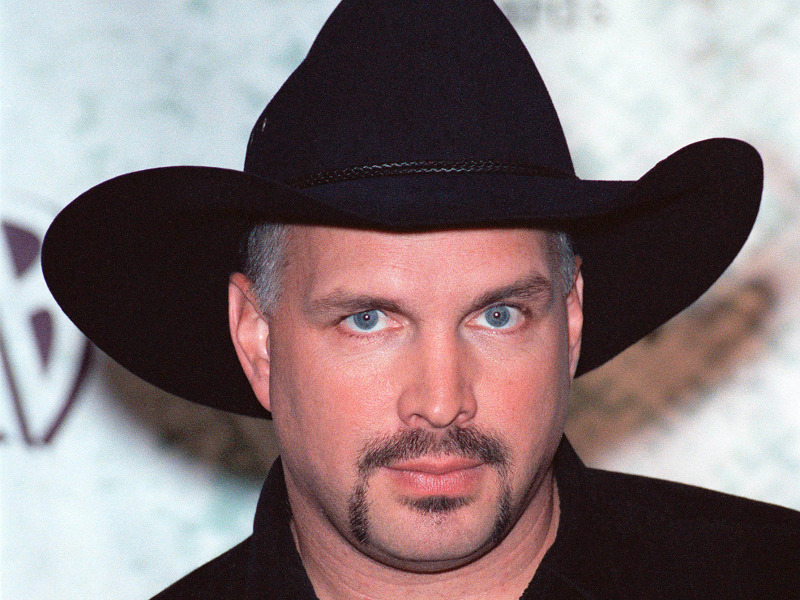Twitter reels with news that Garth Brooks may be plotting a return to Ireland