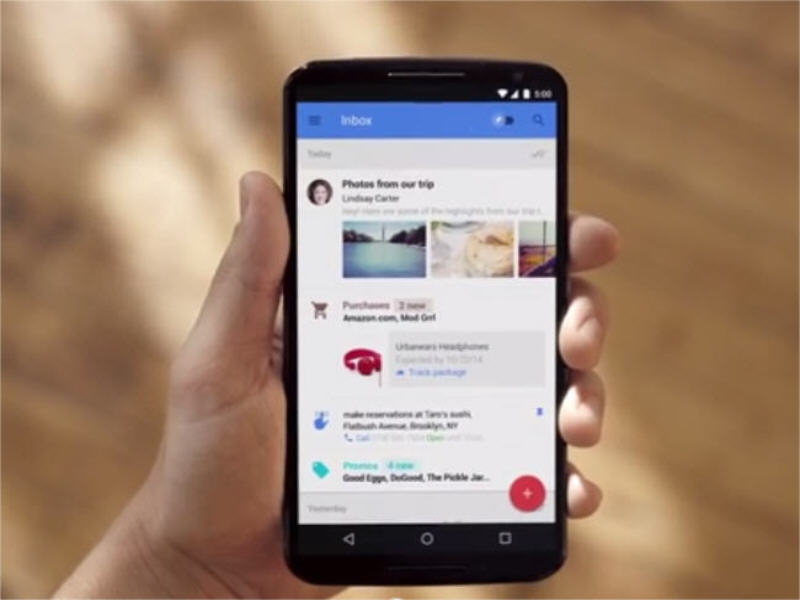 Google sets out to reinvent email and make it useful again with Inbox