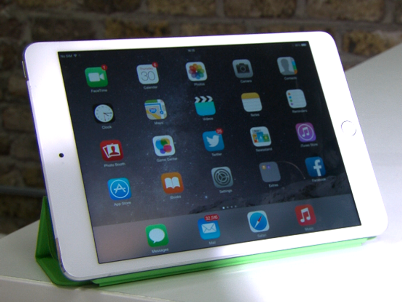Review: iPad mini 3 tablet computer (video)