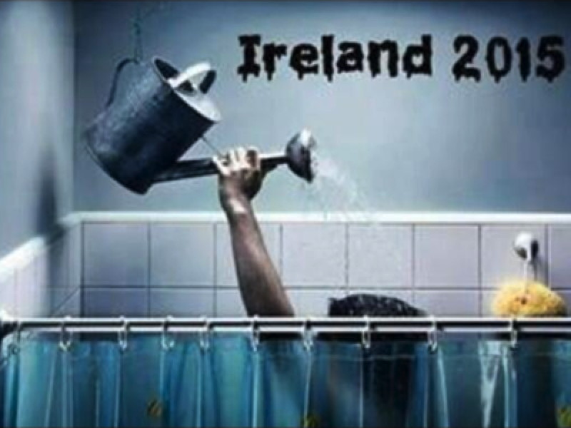 Gigglebit: Ireland's new water charges inspire memes