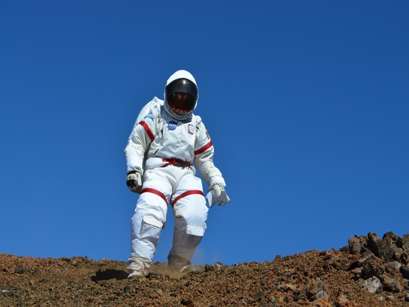 Women are better suited to Mars mission than men, says science
