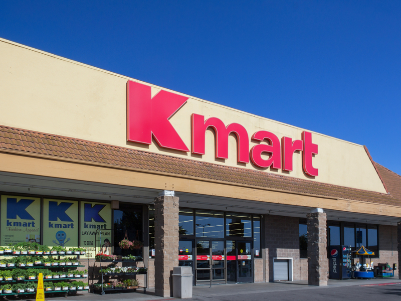 US department store Kmart hit in data hack