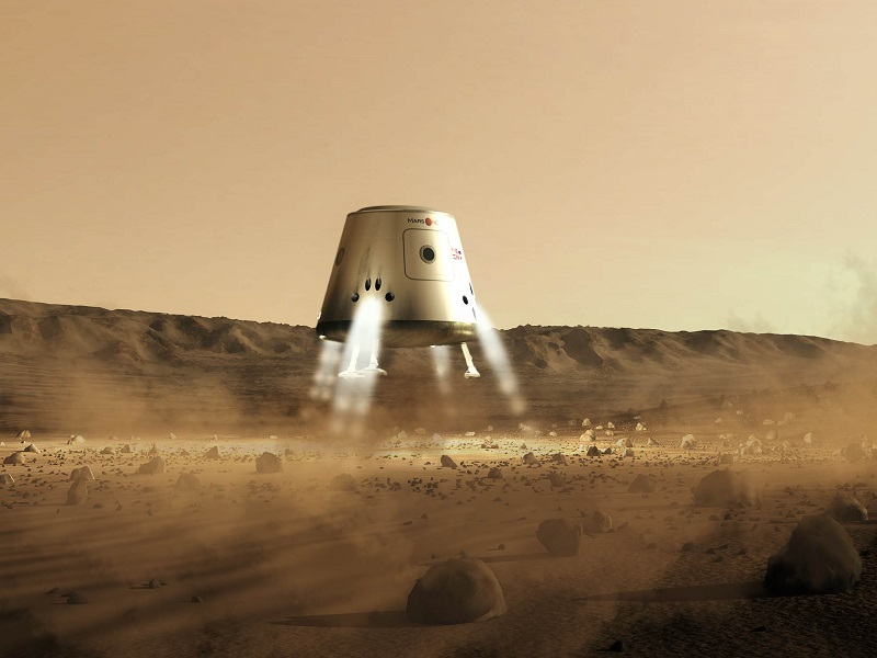 MIT publishes report warning Mars One hopefuls that death would come quickly