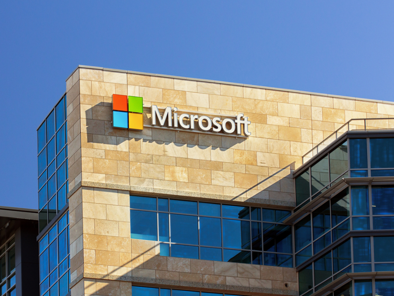 Cloud and hardware sales drive Microsoft Q1 revenues of US$23bn
