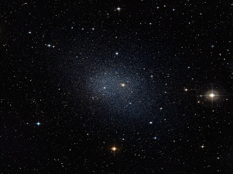 Dark matter estimates in Milky Way are way off, says new research