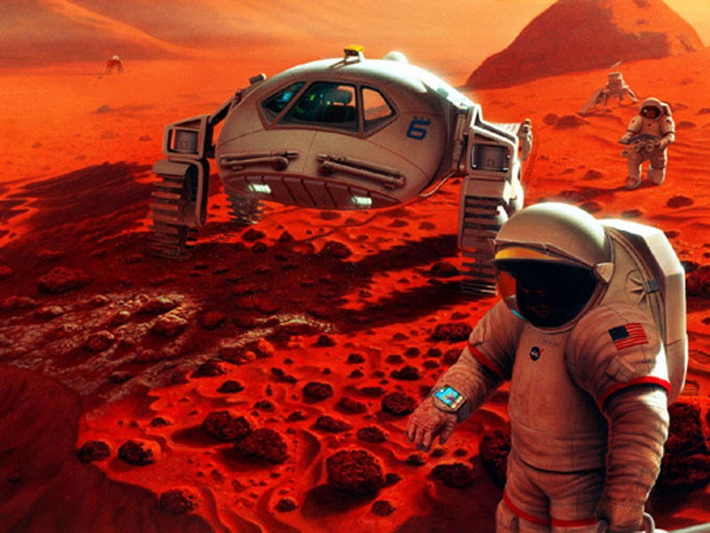NASA looking at induced hibernation for travel to Mars