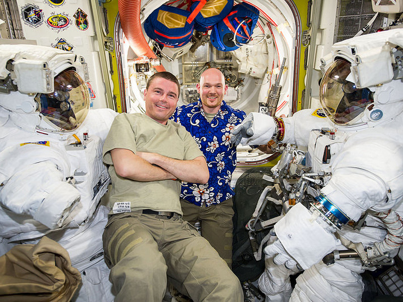 Watch live: Another ISS space walk from Expedition 41