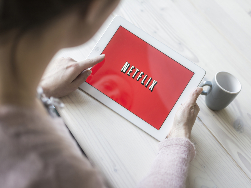 Netflix forges video entertainment partnership with Vodafone