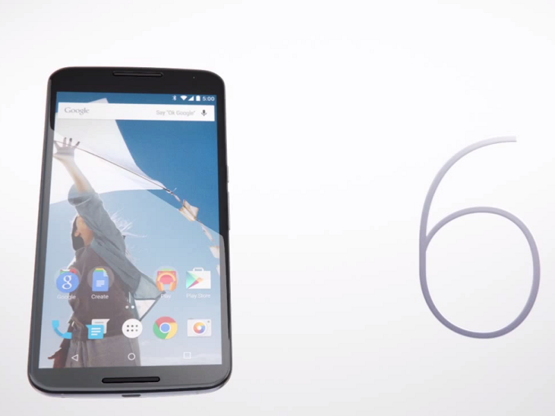 Google showcases new Nexus range and gaming device