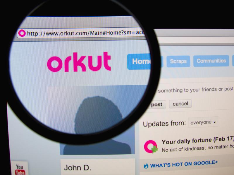 Google's first social network Orkut has shut down