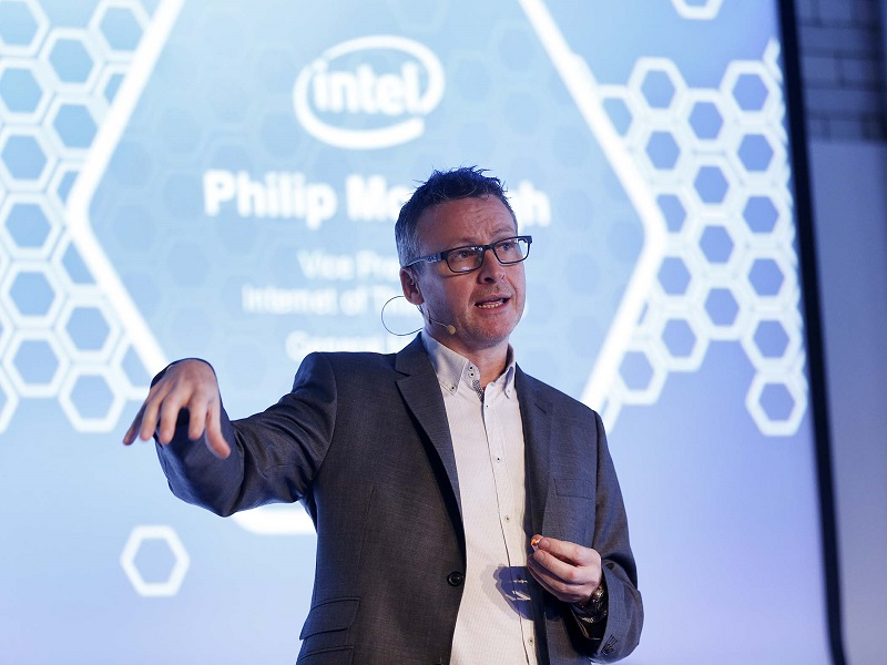 'IoT isn't just hype, it's a reality' – Philip Moynagh, VP of IoT, Intel (videos)