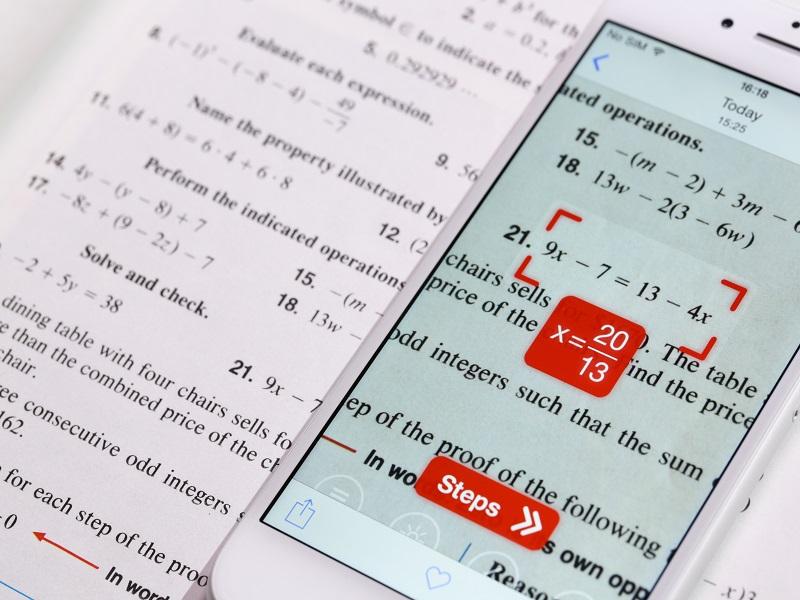 New algebra solving app could make teachers' lives hell