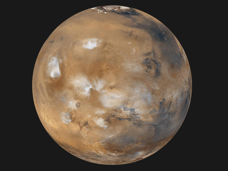 Mars trip closer to reality as Orion gears up
