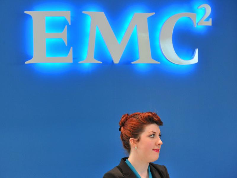 EMC appoints former Apple head of sales Zane Rowe as CFO