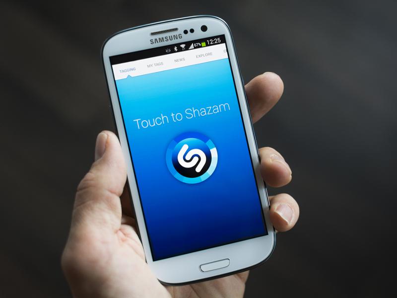 15 billion songs have been identified by music recognition service Shazam