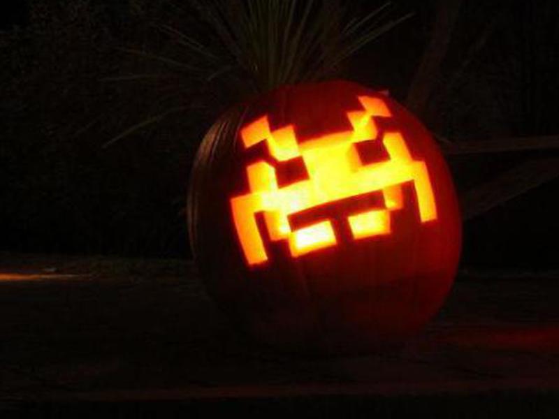 Gigglebit: 14 tech-inspired pumpkins for geeky Halloween ghouls