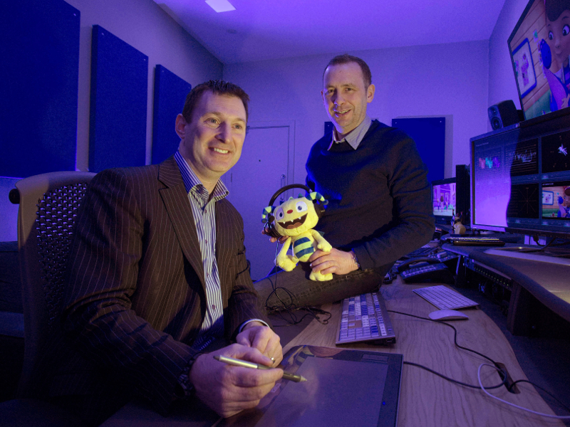 Strencom inks €300,000 deal with Irish animator Brown Bag Films