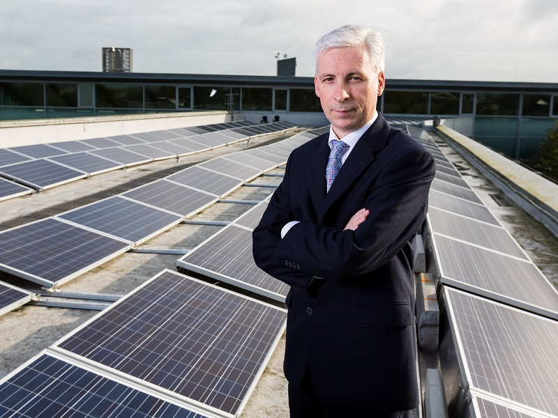 Ireland's largest solar power project is now completed