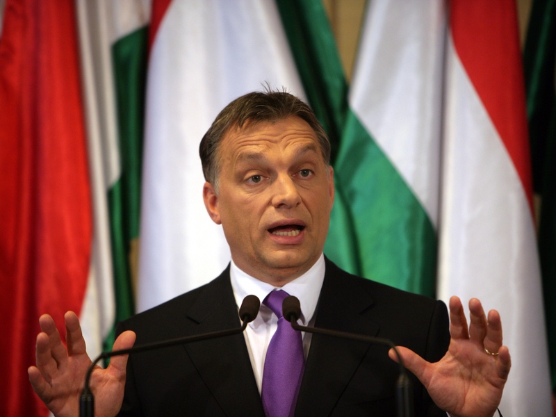 Hungarian Prime Minister withdraws proposal to tax internet data transfers