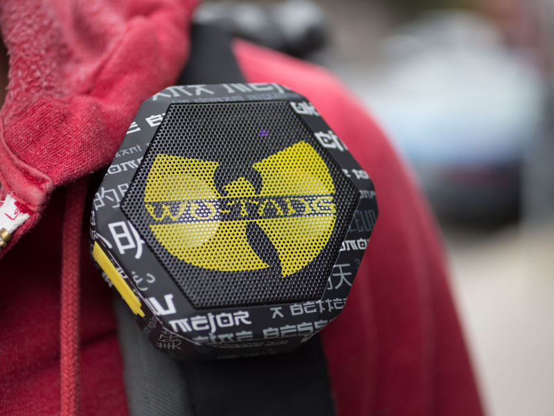 Wu-Tang Clan to release new album inside portable speaker
