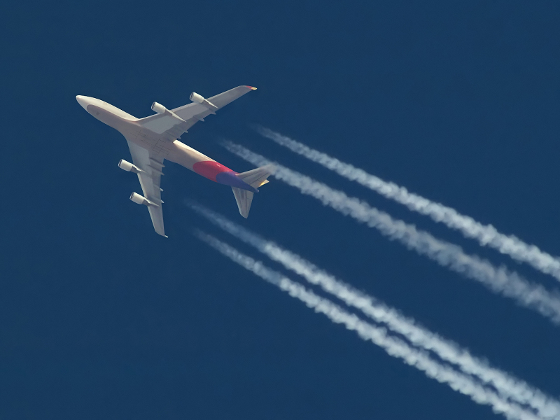 Jet fuel development good for the environment