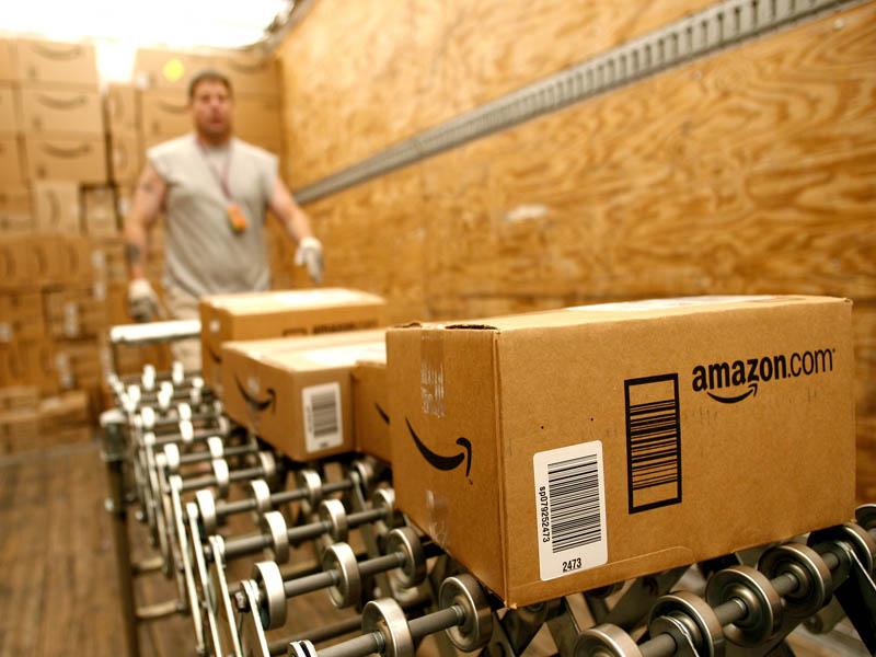 Amazon diversity report shows white men still dominate