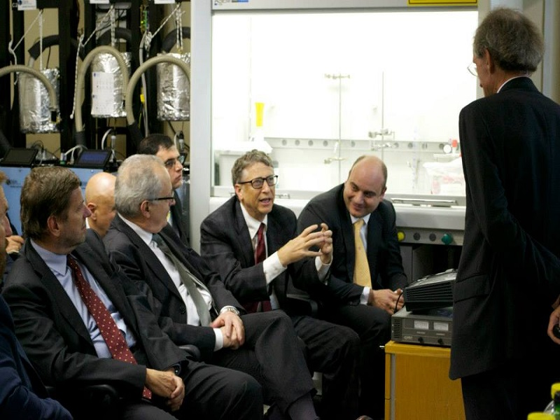 Bill Gates investigating potential of cold fusion technology