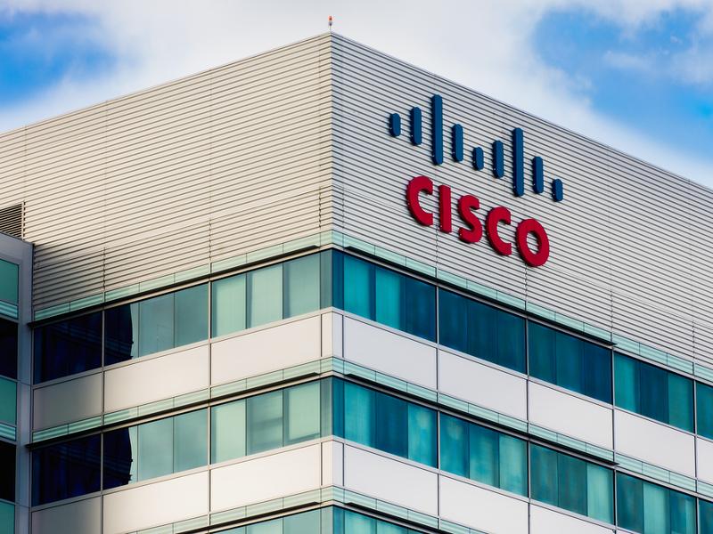 Cisco reports record Q1 revenue results as CFO steps down