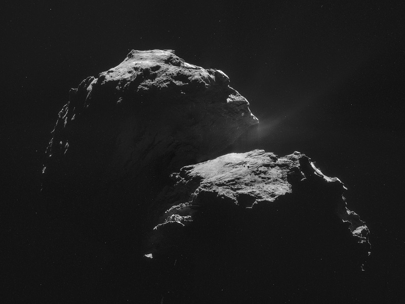 Create your own celestial music with Rosetta comet's 'vocals'