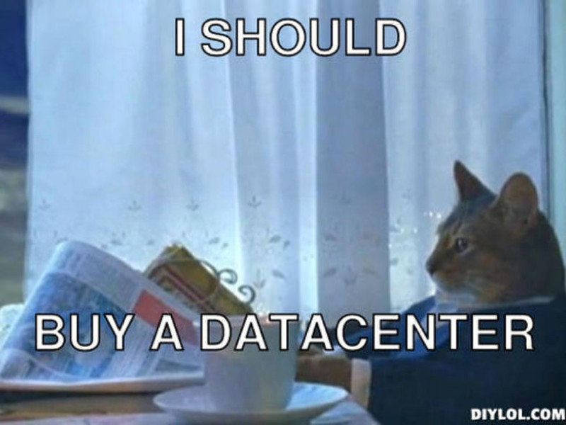 10 memes sympathise with data centre managers
