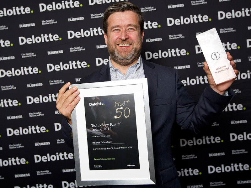 Deloitte Fast 50 announces Inhance Technology as fastest growing tech company