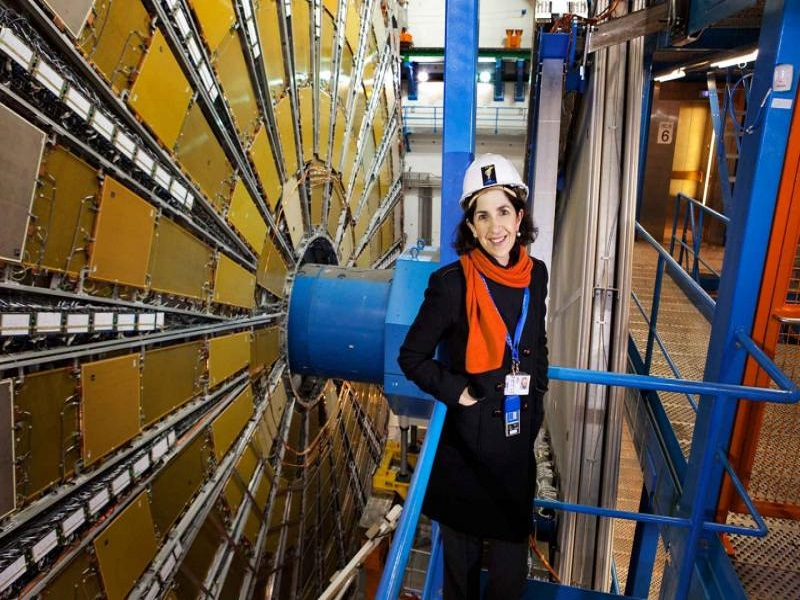 CERN names first female director-general, Dr Fabiola Gianotti
