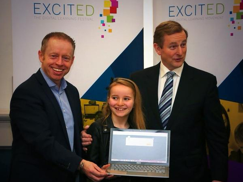 'Coding is learning to write for the future,' says Taoiseach (video) - Discovery | siliconrepublic.com - Ireland's Technology News Service