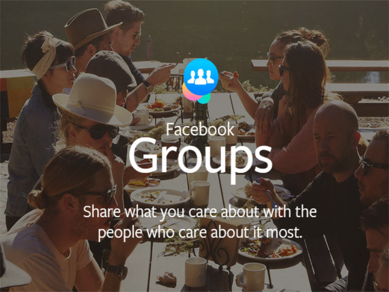 With up to 700m monthly active users Facebook gives Groups its own app