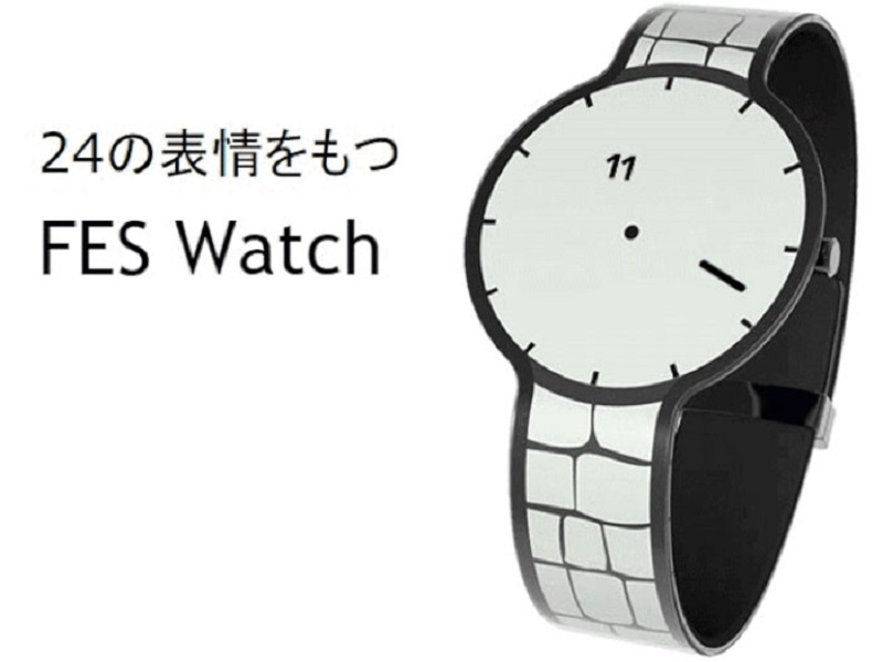 Sony revealed to be behind FES e-paper watch