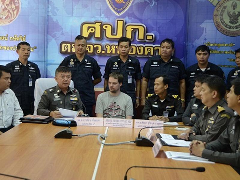 Pirate Bay founder Fredrik Neij arrested in Thailand