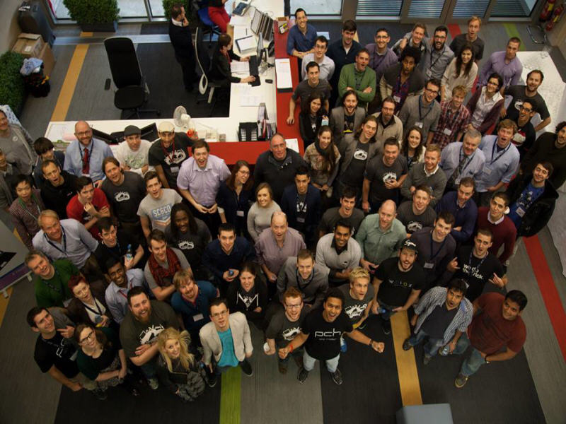 Hardware Hackathon November 2014 (video highlights)