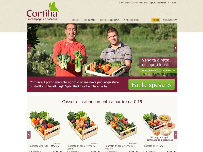 Italian grocery start-up Cortilia raises €1.5m from P101