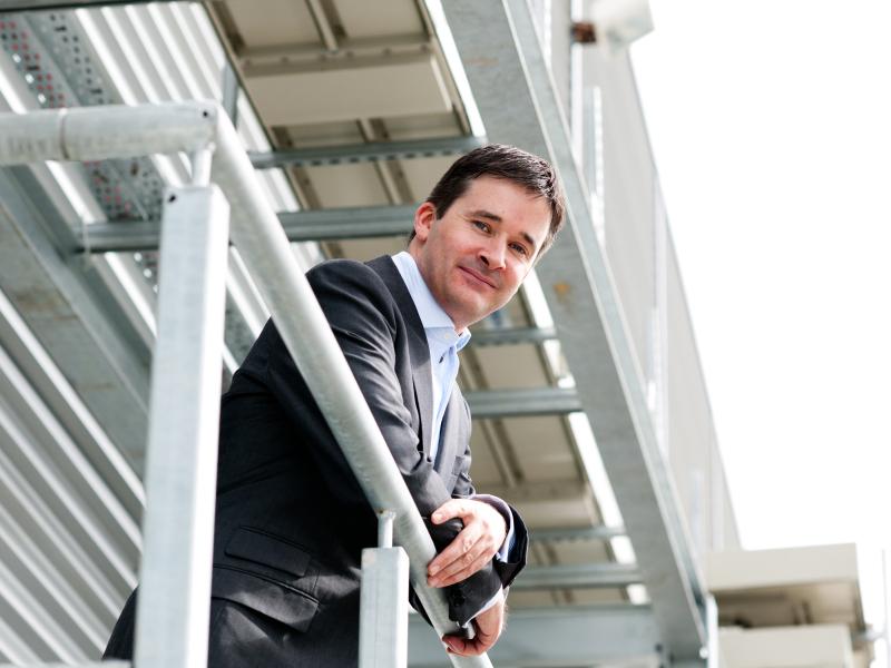 The five minute CIO: John Shorten, TelecityGroup