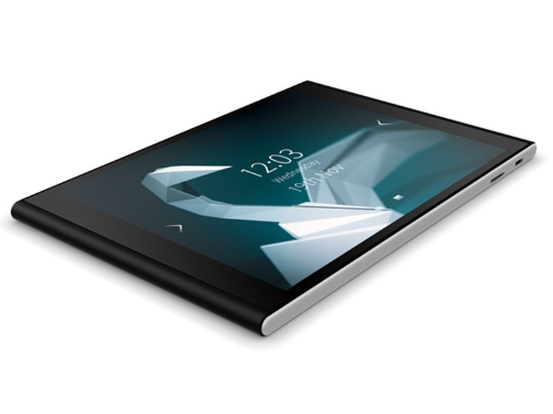 Jolla jousting for crowd-funded tablet success