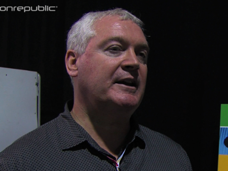 Belkin has geared up for the internet of things, says CMO Kieran Hannon (video)