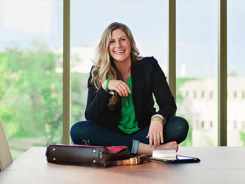 Top Canadian entrepreneur Kelsey Ramsden to speak at DCU Ryan Academy