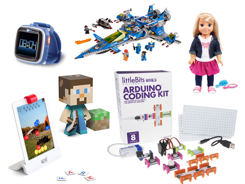 8 top techie gifts for kids this Christmas