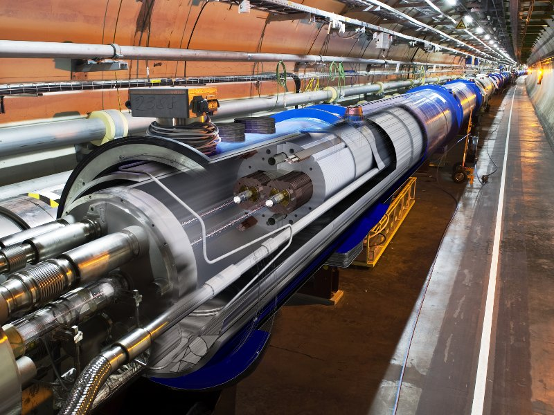 CERN scientists track down two new particles thanks to Large Hadron Collider