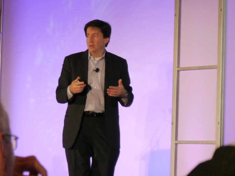 The next big thing is the network, says Alcatel-Lucent CTO